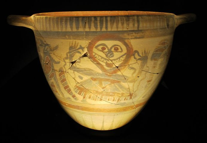 Pittore_del_lupo_cattivo_(etrusco-corinzio),_kotyle_con_gorgone,_da_600-585_ac_ca.,_pontecagnano_(MAN_pontecagnano)