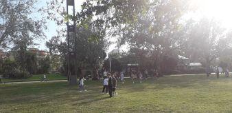 bambini al parco