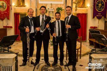 Amalfi Coast Clarinet Quartet