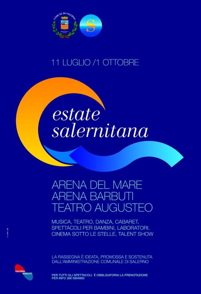 Estate Salernitana Presentato Il Cartellone Gazzetta Di Salerno