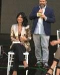Paola Mora Sabatino 2 e l'editore Bertoni Editore