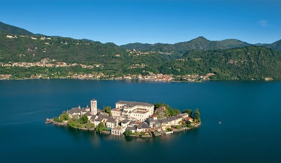 Lago d'Orta senza stranieri: a rischio la stagione