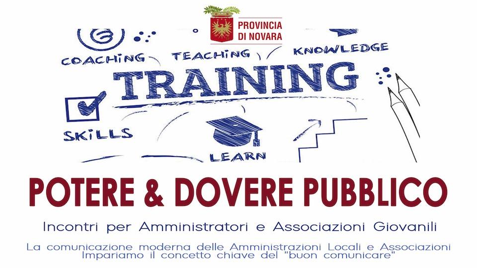 Potere&Dovere pubblico: nuovi incontri per parlare di comunicazione e associazionismo giovanile