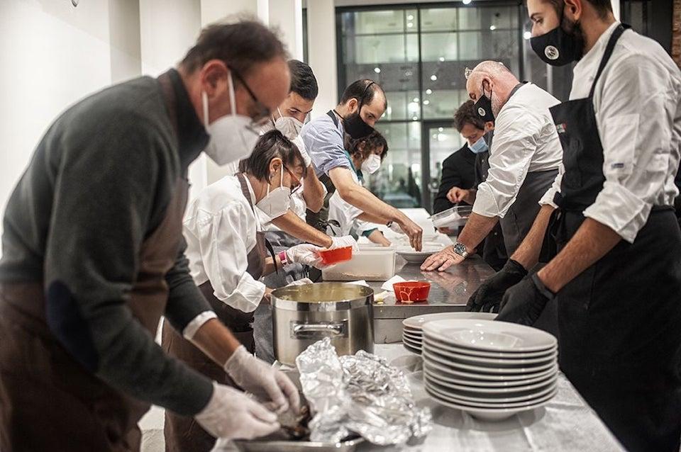 Torna DEGUSTO con gli Chef stellati al Castello di Novara