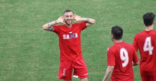1718 play off pda atletico gallo colbordolo primo gol minnozzi 4
