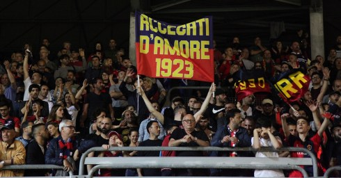 1718 play off samb piacenza tifosi due aste accecati d amore