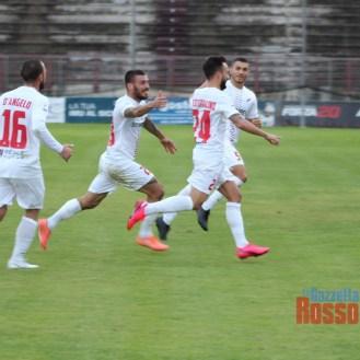2021 fano samb gol bacio terracino 2