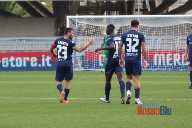 2021 samb virtus verona gol angiulli 11