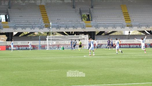 2021 samb cesena primo gol cesena 1