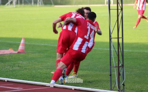 2021 play off matelica samb primo gol matelica