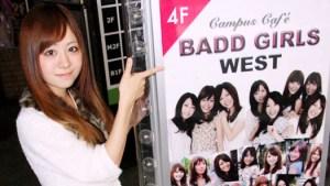 BADD GIRLS(バッドガールズ)六本木WEST店|六本木★ガールズバー飲み歩きレポート