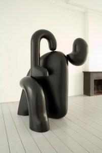 sculptuur Douwe Halbertsma