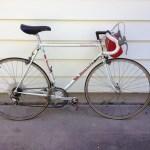 White bike before...