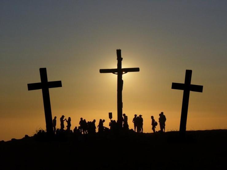 Near the Cross - John 19:25