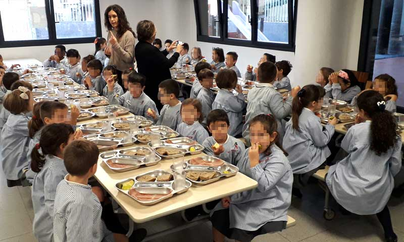 Actividades educativas en Bentades Ikastetxea