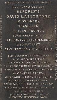 David's gravestone
