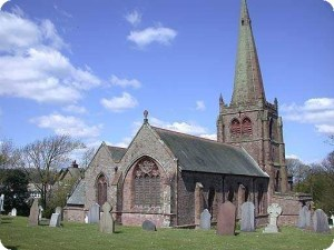 Millom Parish church