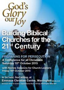 GGOJ 2015: Sermons