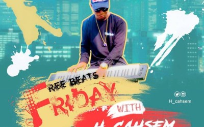 """H Cahsem drops """"Freelance"""" for Your FreeBeats Friday"""
