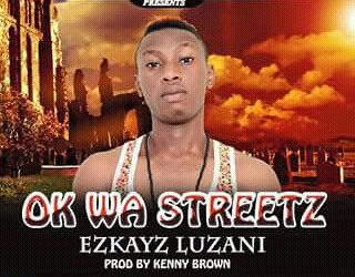 "Ekzay Luzani in all Street Vibes in ""OKWA STREET"""
