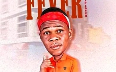 """Iceslash Drops Sensually Appealing Cover for Starboy's- """"FEVER"""""""