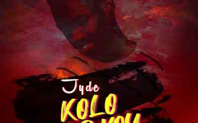 """Jyde professes his Love for GOD in """"Kolo for you"""""""