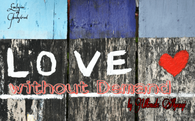 Love without demands – Sunday Exclusive –