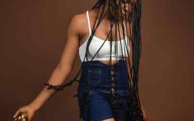 Fast-rising Nollywood Actress/Model Janet Daniel says she can act better than Regina Daniels