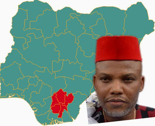 We have not accessed Nnamdi Kanu in the last 10 days
