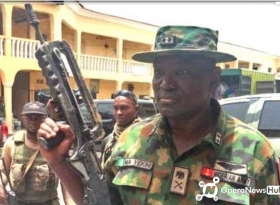 Meet the Army General behind killing of Gana