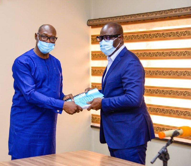 Obaseki confirms appointment of 18 councils' Education Secretaries after receiving c'ttee report