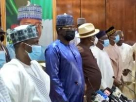 Don't Join APC – PDP Govs Beg Zamfara Gov, Matawalle