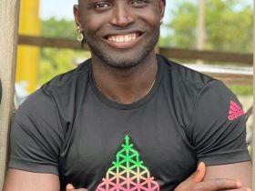 Former Sierra Leonean striker, Alhassan Crespo Kamara announces retirement from football