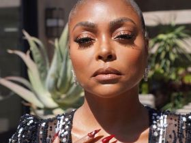 'I'm Missing A Piece Of My Lip' - Taraji P. Henson Opens Up About Abusive Ex Partner