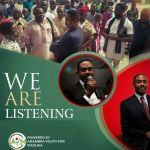 Join Dr. Godwin Maduka to get Anambra State Working Again