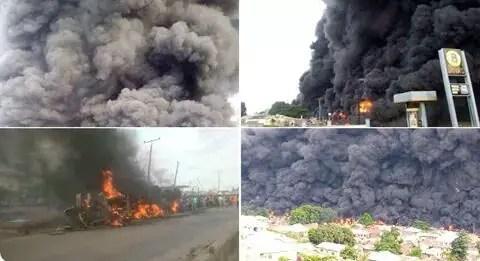 Lokoja Tanker Explosion: Kogi declares two-day Mourning