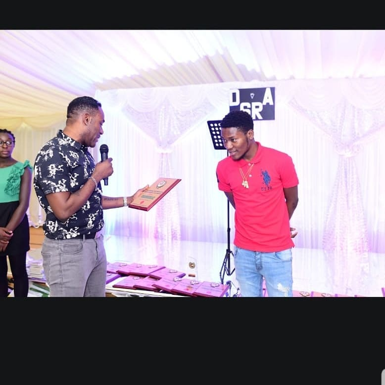 Damibliz awarded at the Diamond Special Recognition Awards Worldwide