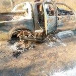 Ondo Amotekun arrests four over burning of operational vehicle
