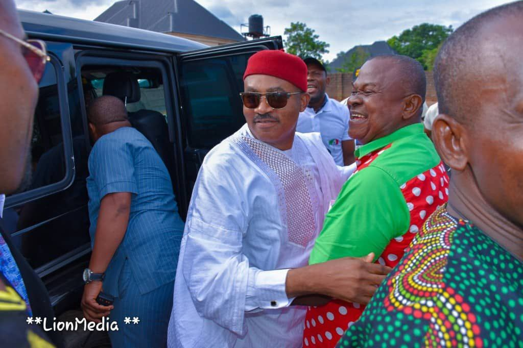 Dr. Godwin Maduka concludes tour of 21 LGA of Anambra State