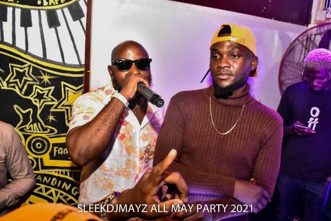 Sleek DJ Mayz: How a simple May Party turned to a Household Name