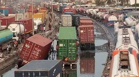 Four Shipping Companies responsible for Apapa Gridlock