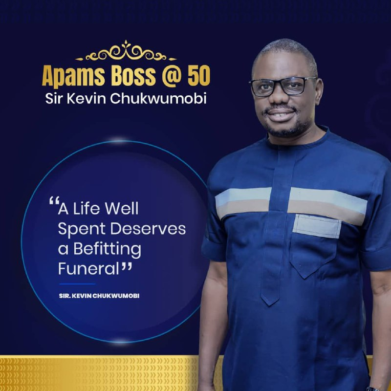 Kevin Chukwumobi: Man who turned billionaire carrying Corpses, turns 50