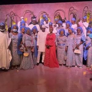 Former Speaker, Rt. Hon. Oladimeji Sabur Bankole Marries Aisha Shinkafi Seidu, Daughter of Kebbi Governor