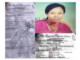 Mrs Obinna accuses St. Raphael Divine Mercy Hospital of Baby theft