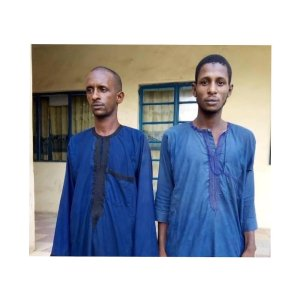 Police arrest Two for Killing and Dismembering a Girl of 18