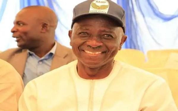 Osun Senator, Adelere Oriolowo, escapes Assassination