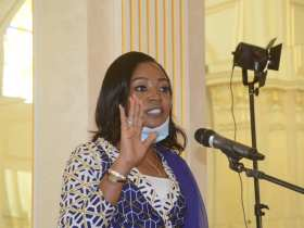 Amina Longoh becomes Chad's new Minister of Women's Affairs and Child Protection