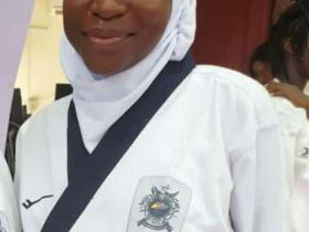 NSF Edo: Eight-Month Pregnant Woman wins First Medal for Lagos State