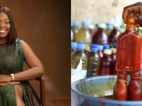 Palm Oil no longer and Antidote - Paediatrician, Ayobola Adebowale