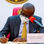 Lagos Gov, Sanwo-Olu signs VAT Bill into law